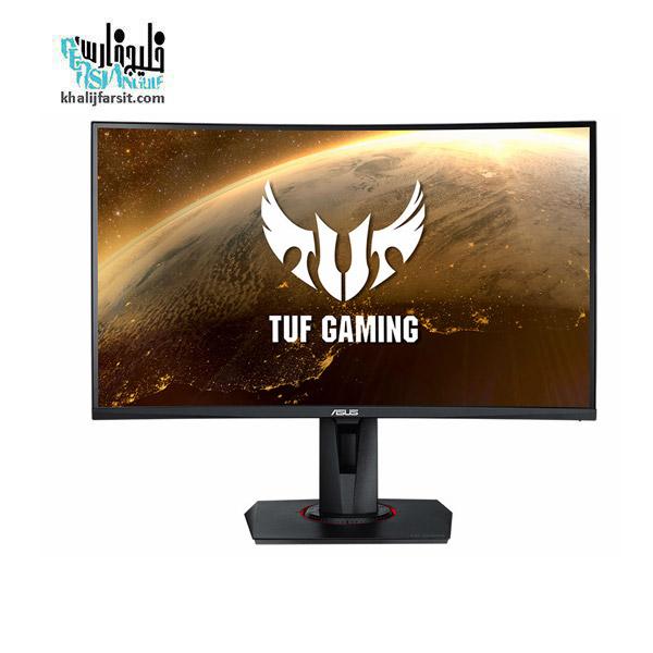 مانیتور خمیده 27 اینچ ایسوس مدل TUF Gaming VG27WQ