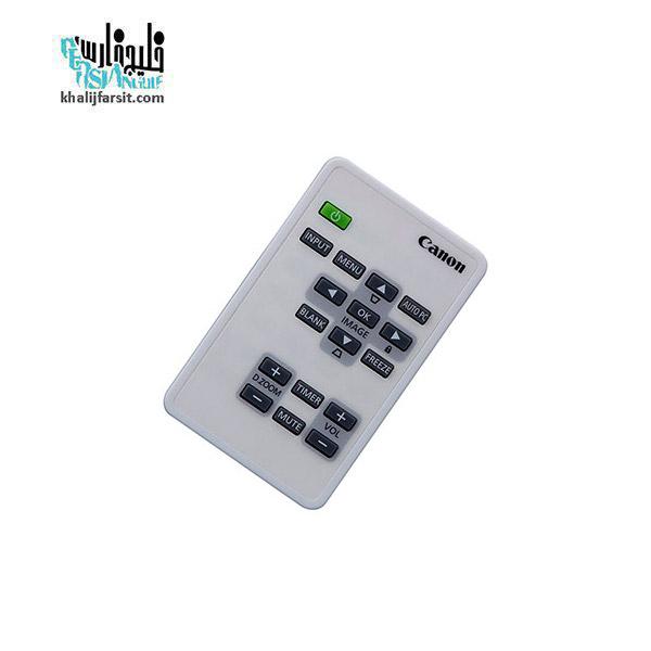 کنترل ویدئو پروژکتور کانن مدل LV-X320