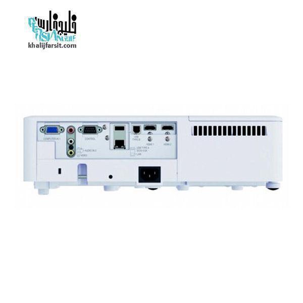 پشت ویدئو پروژکتور مکسل مدل MC-EX3051