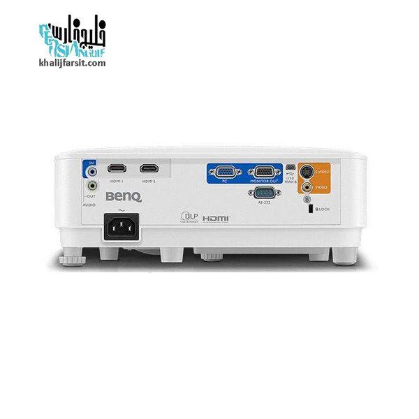 پشت ویدئو پروژکتور بنکیو مدل MX550